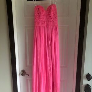 NWT Pink Gown